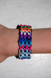 Loom bands Stock Photography