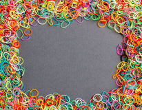 Loom bands Royalty Free Stock Photos