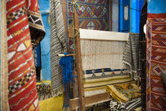 Loom in Morocco Royalty Free Stock Image