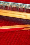 Loom and thread Stock Photos