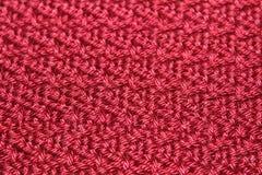 Loom weaving design Royalty Free Stock Image