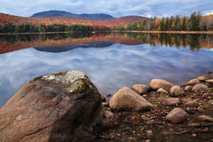 Loon Lake, Adirondack Mountains Stock Images