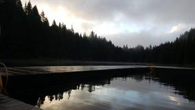 Loon Lake, British Columbia, Canada stock photos
