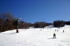 Free Loon Mountain Ski Resort Stock Photography - 320252