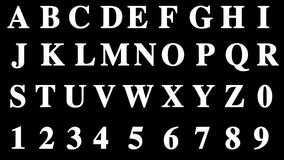Loop alpha matted diamonds alphabet. Set vector illustration