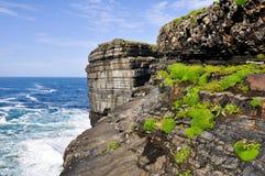Loop head cliffs, Ireland Royalty Free Stock Photography