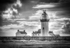 Loop Head Lighthouse Royalty Free Stock Image