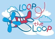 Loop the loop Royalty Free Stock Photo