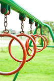 Loop in a play park Royalty Free Stock Photos
