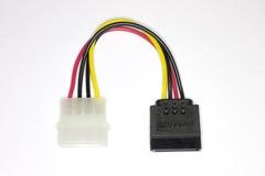 Loop power sata Stock Image
