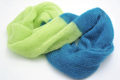 Loop scarf Stock Image