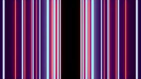 loopable abstrakta roterande linjer 4k