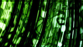loopable green background animation / Abstract / Softness / marketing / Technolo Stock Photo