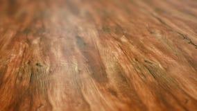 Looping niecka nad nowożytną drewnianą podłoga zdjęcie wideo
