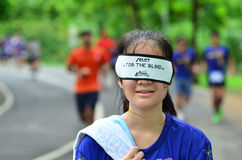 Looppas voor Blinde # 2 Royalty-vrije Stock Afbeelding