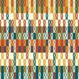 Loops and curves. Abstract background color of the retro style  Loops and curves  Bright warm colors Royalty Free Stock Photos