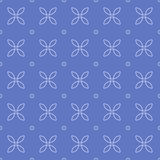 Loops pattern 7 Royalty Free Stock Image