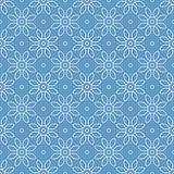Loops pattern 8 Royalty Free Stock Images