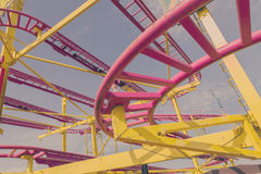 Loops of ride Stock Photos
