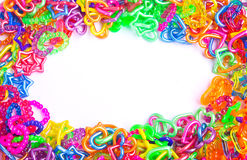 Loops strap plastic Stock Images