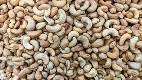 Loose cashews nuts royalty free stock image