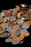 Loose change Royalty Free Stock Image