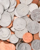 Loose change Royalty Free Stock Photo