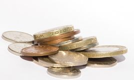 Loose Change Stock Photography
