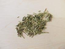 Loose kukicha green tea Royalty Free Stock Image