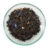 Loose Lady Grey tea - Earl Grey variation. Royalty Free Stock Photo