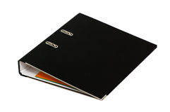 Loose-leaf binder Royalty Free Stock Photography