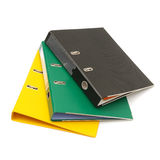 Loose-leaf binder Stock Images
