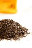 Loose Leaf Jasmine Tea Stock Image
