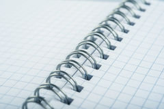 Loose-leaf notebook Royalty Free Stock Photos