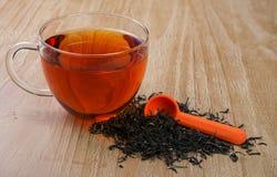 Loose leaf  tea Stock Images
