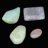 Loose Opals Stock Photos