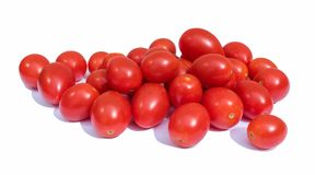 Free Loose Roma Cherry Tomatoes 2 Stock Photography - 112714152