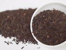 Loose tea bowl Royalty Free Stock Images