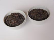 Loose tea bowl Stock Photography