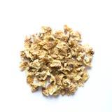 Loose-tea , Oolong flower tea. On white background Stock Image