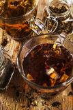 Loose tea Stock Image