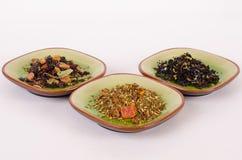 Loose Teas Stock Photo