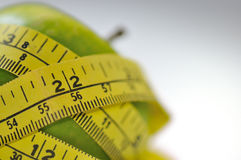 Loose Weight 1. A diet consisting of fruits can aid in weight loss Royalty Free Stock Photos