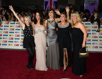 Loose Women Cast Stock Image