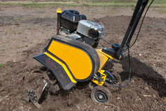 Free Loosens The Soil Cultivator Close-up Stock Photos - 86181113