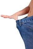 Loosing weight Stock Photos