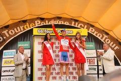 Loosli David - Tour de Pologne 2009 Stock Photo