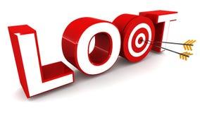 Loot Stock Photos