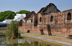 Lop Buri, Tailândia: Phra Narai Ratcha Niwet Foto de Stock