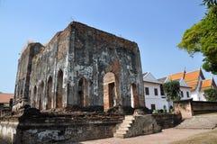 Lop Buri, Thaïlande : Phra Narai Ratcha Niwet Images stock